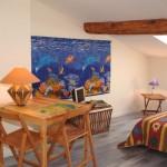 Chambre Carriacou à la maison des îles