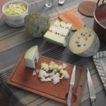 confiture de pastèque à la maison des îles
