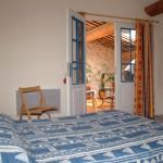Chiloé, chambre de la maison des îles