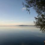 étang de Bages, près de la maison des îles, photo Pierre Parent