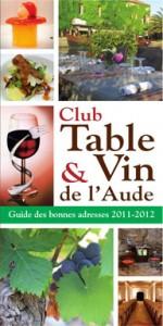 Guide des vins et tables de l'Aude