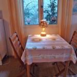 la maison des îles, petit déjeuner