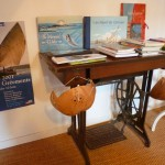 la maison des îles, les livres de mer